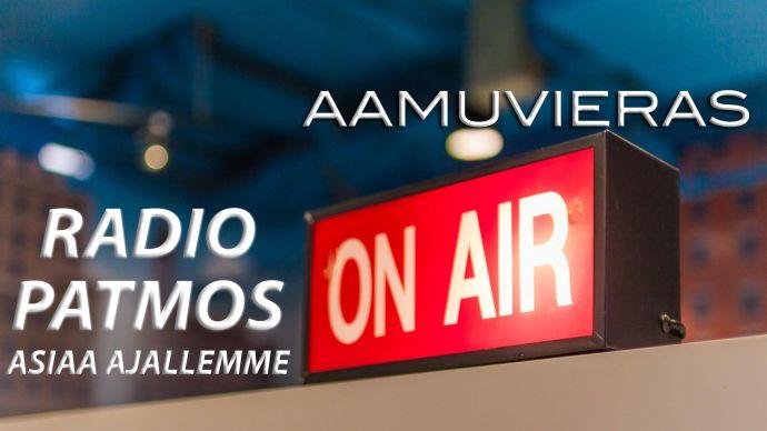 Radion haastattelussa