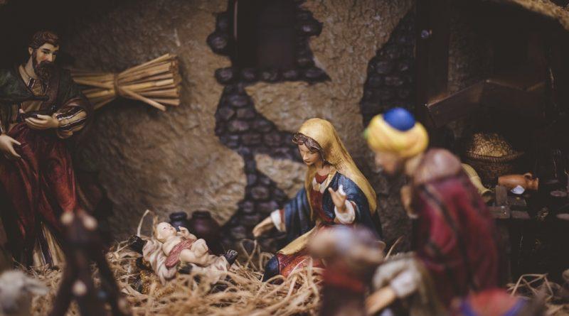 Hyvää Joulua ja Jumalan siunausta Uuteen Vuoteen 2021!